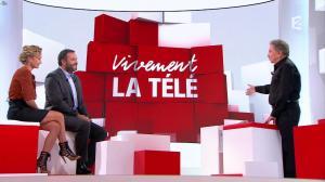 Caroline Roux dans Vivement la télé - 18/09/16 - 08