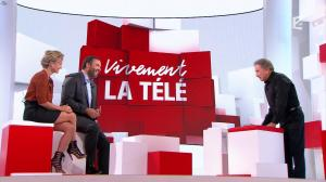 Caroline Roux dans Vivement la télé - 18/09/16 - 14