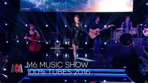 Céline Dion dans Bande Annonce du M6 Music Show - 06/09/16 - 01