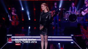 Céline Dion dans Bande Annonce du M6 Music Show - 06/09/16 - 02