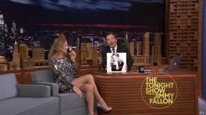 Céline Dion dans Jimmy Fallon - 21/07/16 - 02
