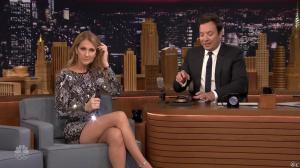 Céline Dion dans Jimmy Fallon - 21/07/16 - 03