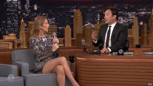 Céline Dion dans Jimmy Fallon - 21/07/16 - 04
