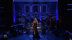 Céline Dion dans Jimmy Fallon - 21/07/16 - 10