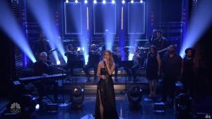 Céline Dion dans Jimmy Fallon - 21/07/16 - 11