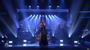 Céline Dion dans Jimmy Fallon - 21/07/16 - 13