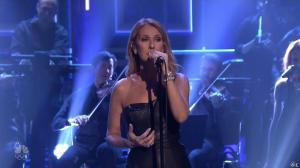 Céline Dion dans Jimmy Fallon - 21/07/16 - 14