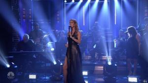 Céline Dion dans Jimmy Fallon - 21/07/16 - 15