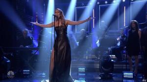 Céline Dion dans Jimmy Fallon - 21/07/16 - 17