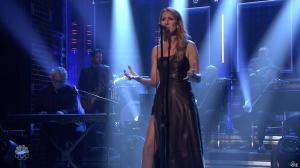 Céline Dion dans Jimmy Fallon - 21/07/16 - 18