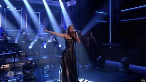 Céline Dion dans Jimmy Fallon - 21/07/16 - 20