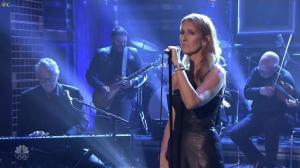 Céline Dion dans Jimmy Fallon - 21/07/16 - 21