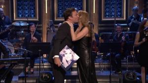 Céline Dion dans Jimmy Fallon - 21/07/16 - 24