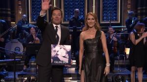 Céline Dion dans Jimmy Fallon - 21/07/16 - 25