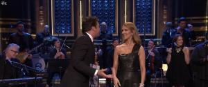 Céline Dion dans Jimmy Fallon - 21/07/16 - 26