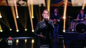 Céline Dion dans M6 Music Show - 07/09/16 - 11