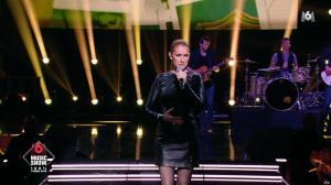 Céline Dion dans M6 Music Show - 07/09/16 - 12