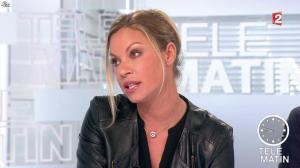 Charlotte Bouteloup dans télématin - 02/02/15 - 01
