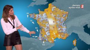 Chloé Nabedian à la Météo de 13h - 12/09/16 - 06
