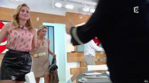Diane Kruger dans C à Vous - 02/09/16 - 02