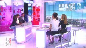 Hapsatou Sy, Aida Touihri et Elisabeth Bost dans le Grand 8 - 18/02/16 - 05