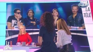 Laurence Ferrari, Aida Touihri et Elisabeth Bost dans le Grand 8 - 16/02/16 - 05