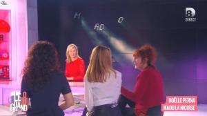 Laurence Ferrari, Aida Touihri et Elisabeth Bost dans le Grand 8 - 16/02/16 - 07