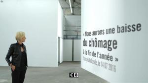 Laurence Ferrari dans Bande Annonce de Punchline - 12/09/16 - 06