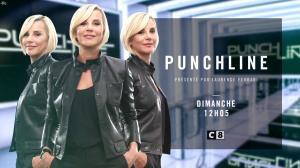 Laurence Ferrari dans Bande Annonce de Punchline - 12/09/16 - 13