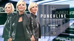 Laurence Ferrari dans une Bande-Annonce de Punchline - 12/09/16 - 14