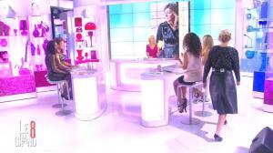 Laurence Ferrari, Hapsatou Sy, Aida Touihri, Amanda Sthers et Elisabeth Bost dans le Grand 8 - 04/09/15 - 13