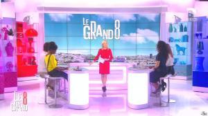 Laurence Ferrari, Hapsatou Sy, Aida Touihri et Elisabeth Bost dans le Grand 8 - 16/02/16 - 01