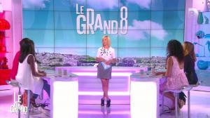 Laurence Ferrari, Hapsatou Sy, Aida Touihri et Elisabeth Bost dans le Grand 8 - 27/05/16 - 01