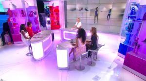 Laurence Ferrari, Hapsatou Sy, Aida Touihri et Elisabeth Bost dans le Grand 8 - 27/05/16 - 07