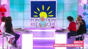 Laurence Ferrari, Hapsatou Sy, Aida Touihri et Elisabeth Bost dans le Grand 8 - 27/05/16 - 12
