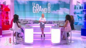 Laurence Ferrari, Hapsatou Sy, Aida Touihri et Elisabeth Bost dans le Grand 8 - 27/05/16 - 17