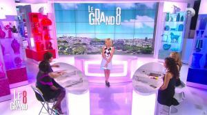 Laurence Ferrari, Hapsatou Sy et Aida Touihri dans le Grand 8 - 01/07/16 - 02
