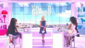 Laurence Ferrari, Hapsatou Sy et Aida Touihri dans le Grand 8 - 04/09/15 - 05