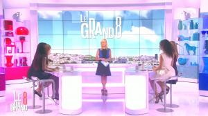 Laurence Ferrari, Hapsatou Sy et Aida Touihri dans le Grand 8 - 04/09/15 - 20