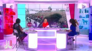 Laurence Ferrari, Hapsatou Sy et Aïda Touihri dans le Grand 8 - 21/06/16 - 10