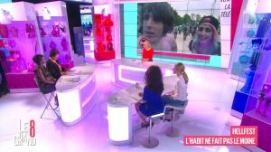 Laurence Ferrari, Hapsatou Sy et Aida Touihri dans le Grand 8 - 21/06/16 - 11