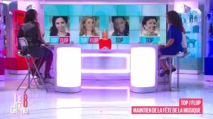 Laurence Ferrari, Hapsatou Sy et Aïda Touihri dans le Grand 8 - 21/06/16 - 14