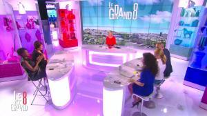 Laurence Ferrari, Hapsatou Sy et Aida Touihri dans le Grand 8 - 21/06/16 - 20