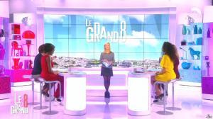 Laurence Ferrari, Hapsatou Sy et Aïda Touihri dans le Grand 8 - 21/10/15 - 01