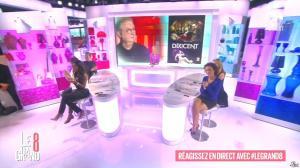 Laurence Ferrari, Hapsatou Sy et Aïda Touihri dans le Grand 8 - 22/10/15 - 03