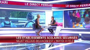 Laurence Ferrari dans le Direct Ferrari - 01/09/16 - 27