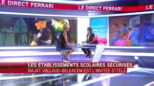 Laurence Ferrari dans le Direct Ferrari - 01/09/16 - 29