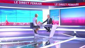 Laurence Ferrari dans le Direct Ferrari - 20/09/16 - 02