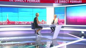 Laurence Ferrari dans le Direct Ferrari - 29/08/16 - 01