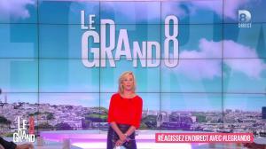 Laurence Ferrari dans le Grand 8 - 21/06/16 - 01